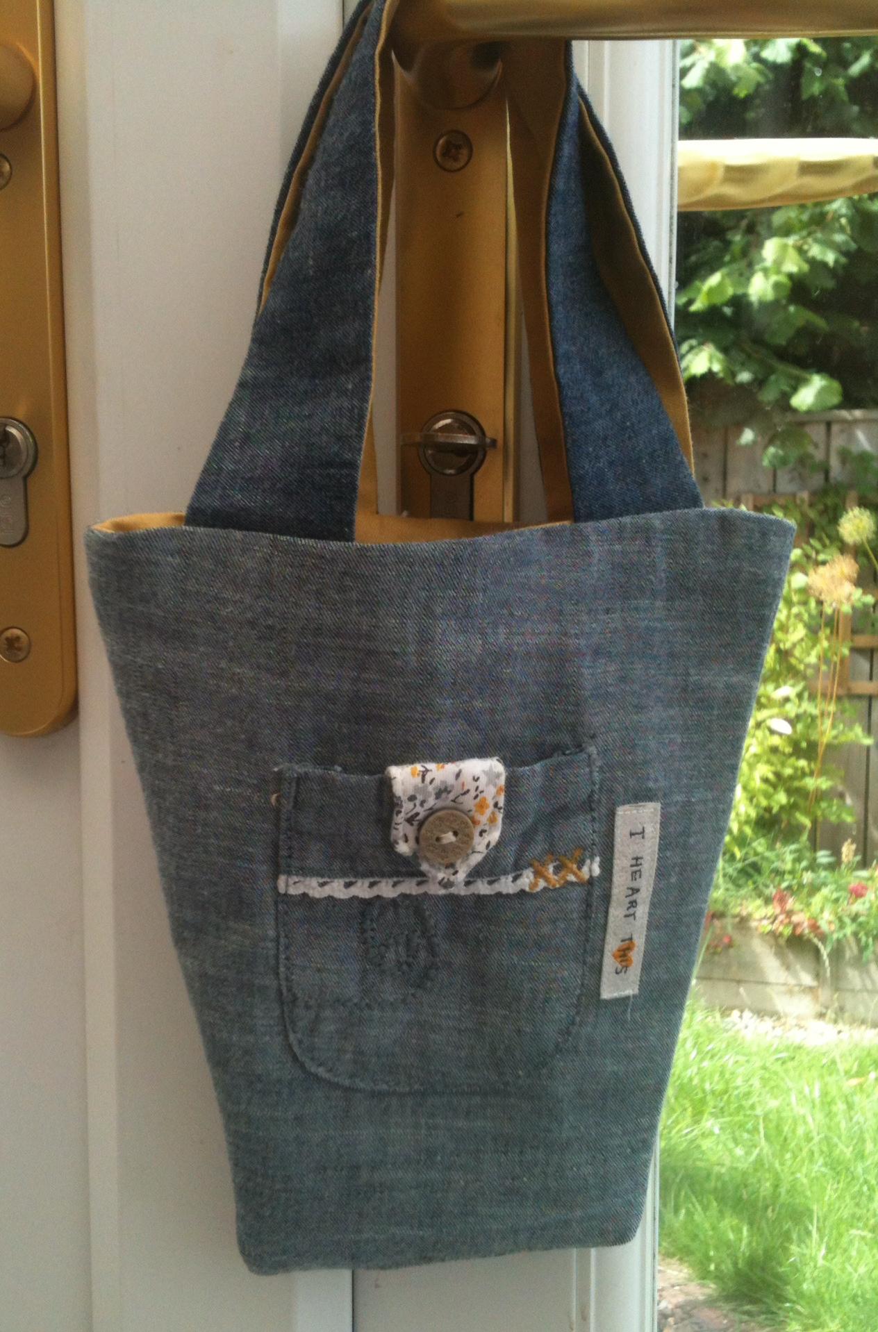 keepsake bag
