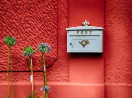 post box contact