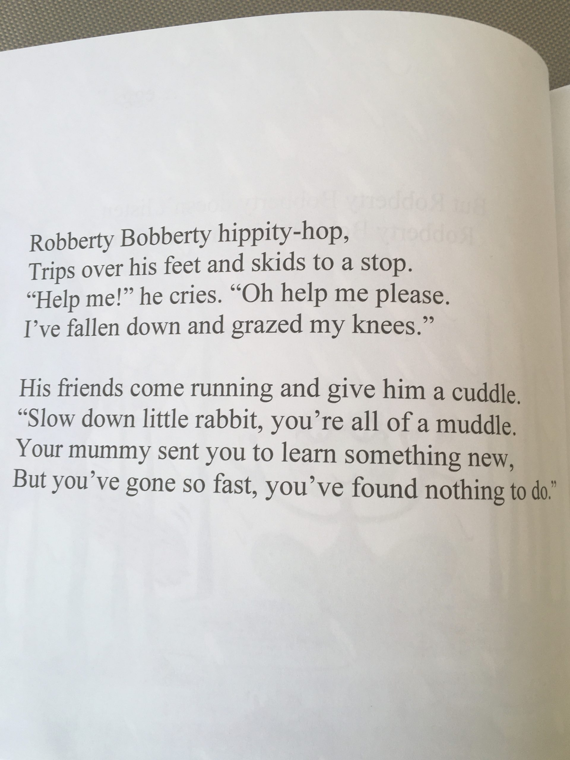 Robberty Bobberty