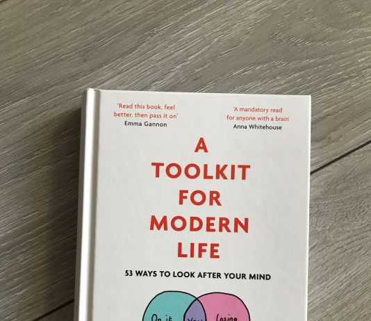 Cover of Toolkit for Modern Life